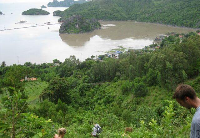 Khu dự trữ sinh quyển thế giới quần đảo Cát Bà